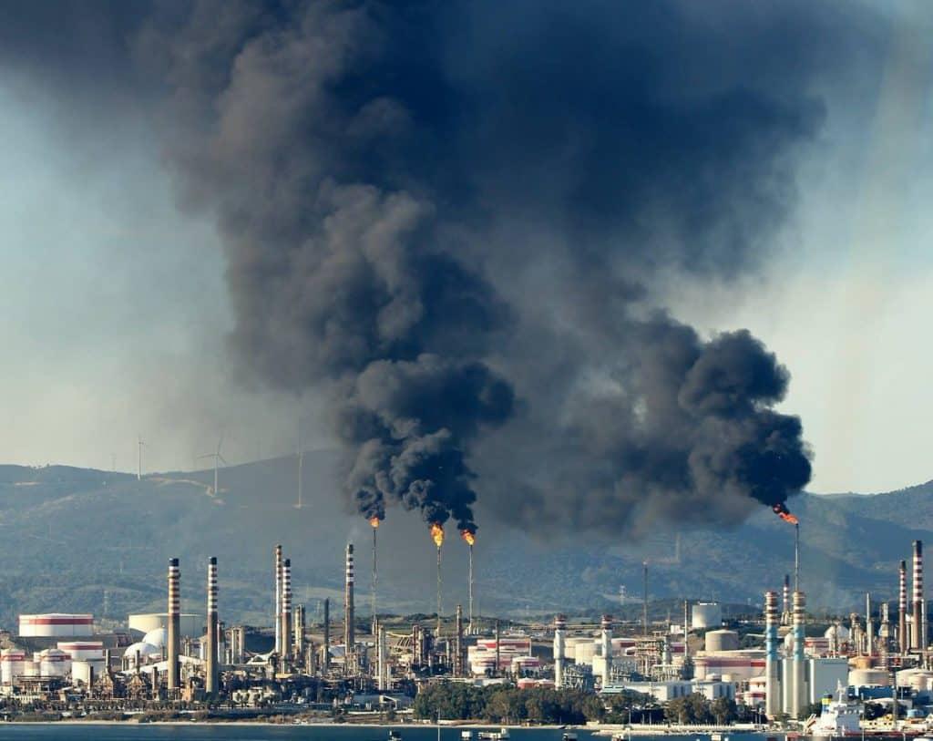 वायु प्रदूषण, air pollution
