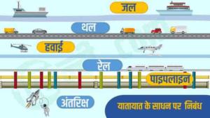 yatayat ke sadhan in hindi